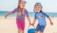Ujumispüksid ja UV-särgid
