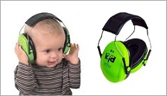 Laste kõrvakaitsed