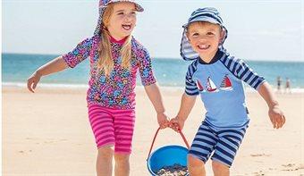 UV-Ujumispüksid ja UV-Särgid