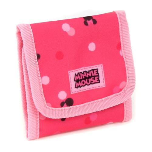 Barnplånbok Minnie Mouse rosa