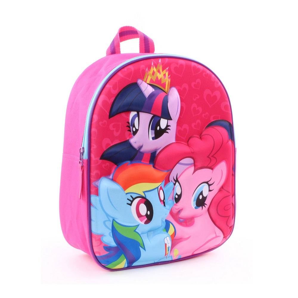 My Little Pony 3D seljakott