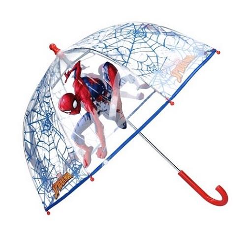 Spiderman Vihmavari