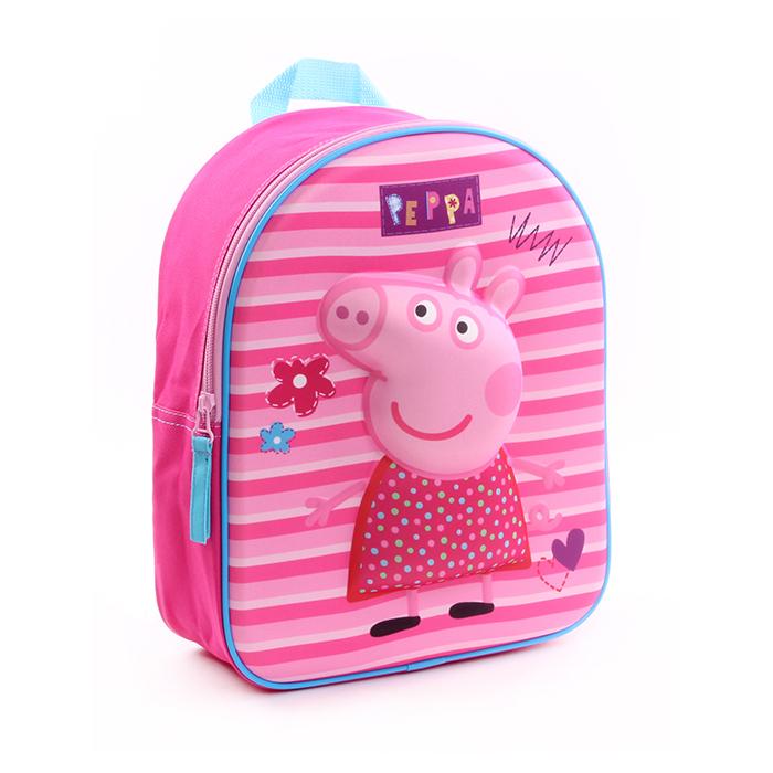 Barnryggsäck Peppa Pig Rosa