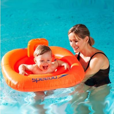 Ujumisrõngas Beebile Speedo Swim Seat Oranz