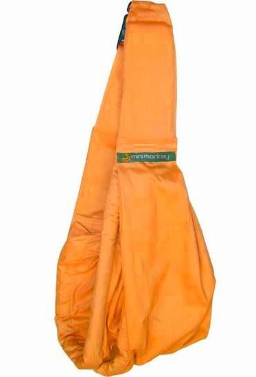 Bärsele Minimonkey Orange