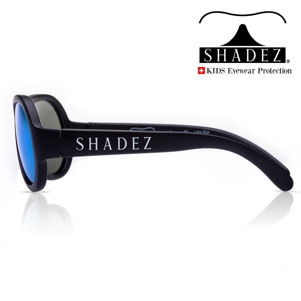 Laste päikeseprillid Shadez Junior Classic Must