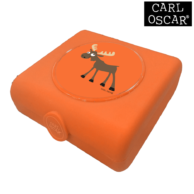 Võileivakarp Carl Oscar Sandwich Box Orange Moose oranz