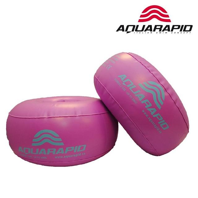 Ujumiskätised Aquarapid Aquarings Purple