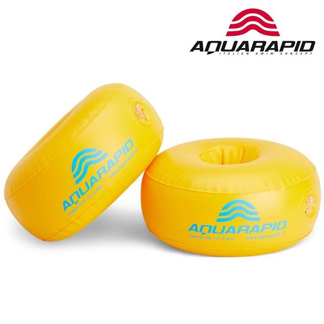 Ujumiskätised Aquarapid Aquarings Yellow