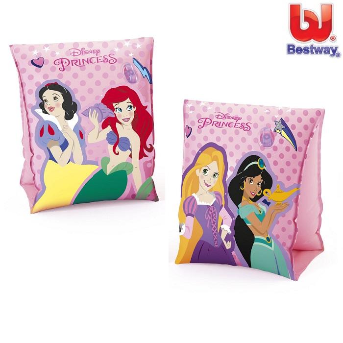 Ujumiskätised Bestway Princesses roosa