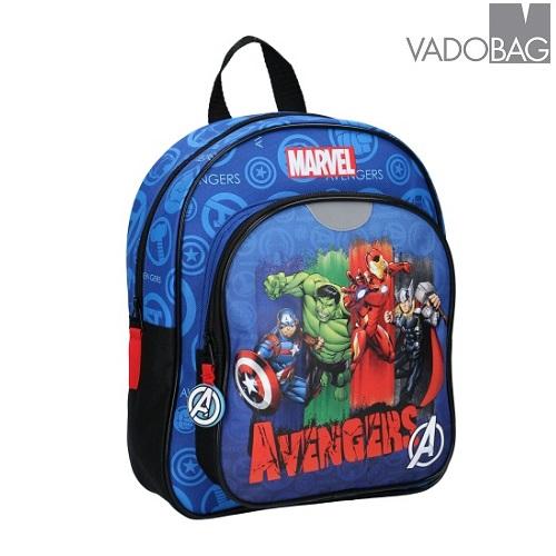 Ryggsäck barn Avengers Armor Up blå