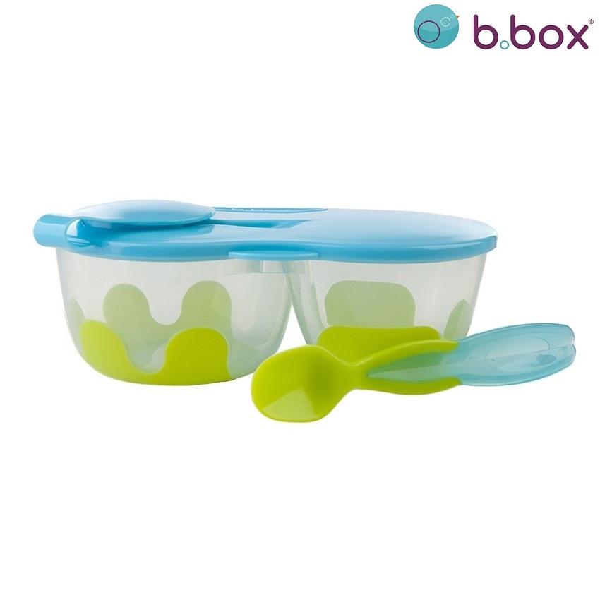 Toidukarp B.box Snack Pack Aqualicious