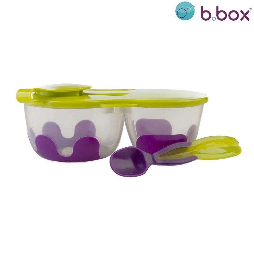 Toidukarp B.box Snack Pack Grapearama