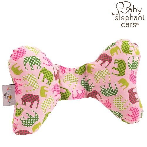 Kaelapadi beebile Baby Elephant Ears Pink Elephants