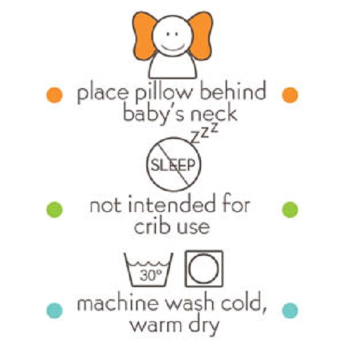 Baby Elephant Ears instruktioner