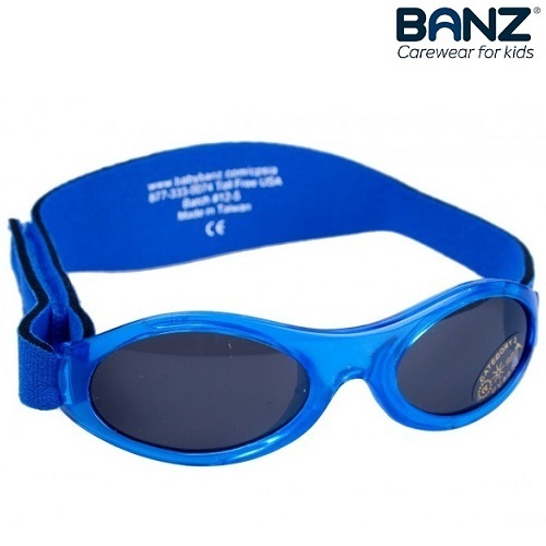 Laste päikeseprillid BabyBanz Blue
