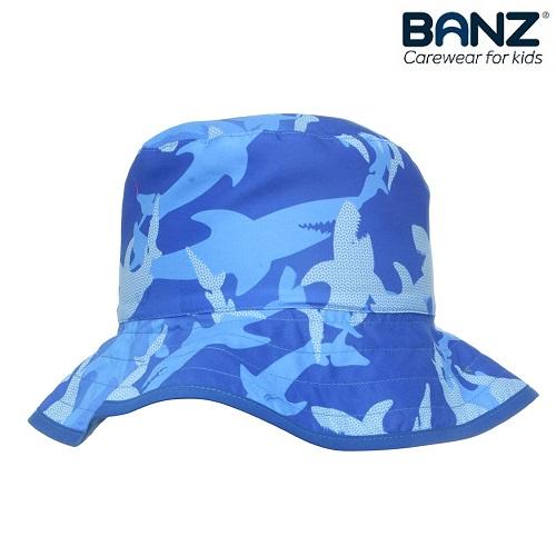 Laste UV-kaitsega päikesemüts Banz sinine