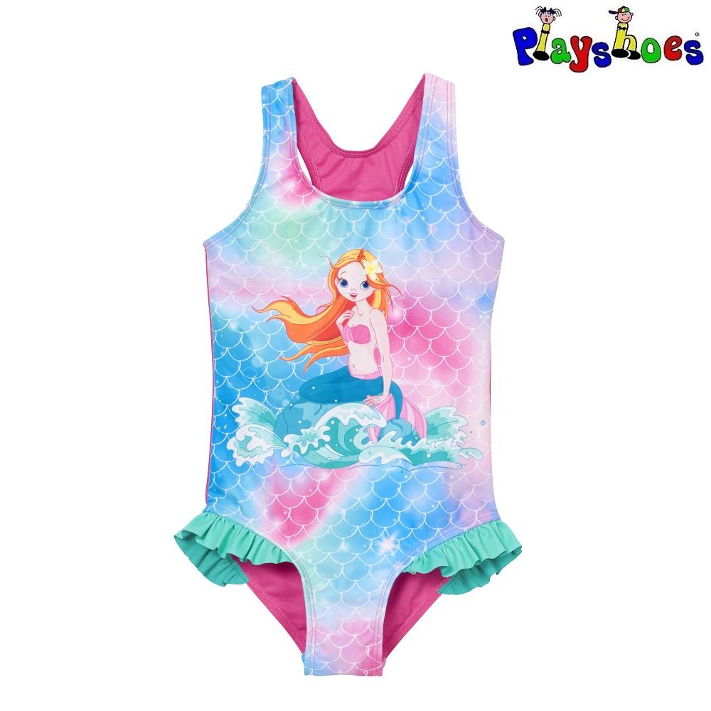 Tüdrukute trikoo Playshoes Mermaid
