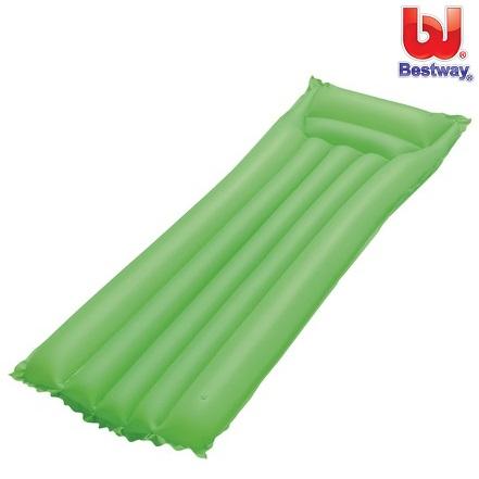 Ujumismadrats täispuhutav Bestway Roheline