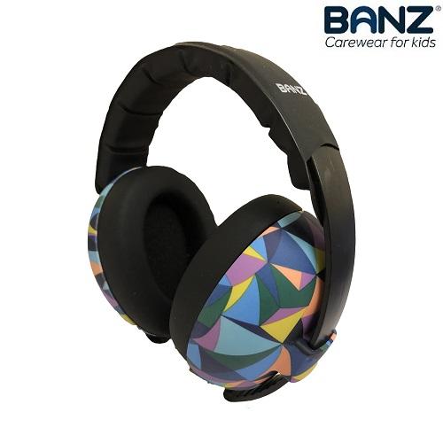 Beebi kaitsvad kõrvaklapid Banz Bubzee Kaleidoscope