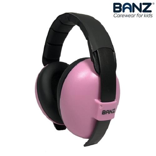 Hörselkåpor baby Banz Bubzee Rosa