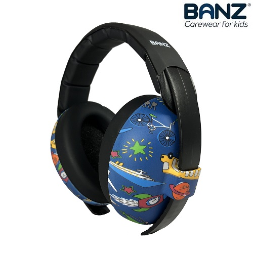 Beebi kaitsvad kõrvaklapid Banz Bubzee Transport