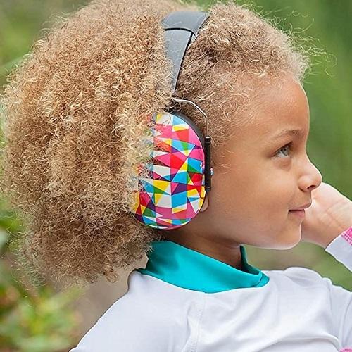Laste kaitsvad kõrvaklapid Banz Bubzee Prisma