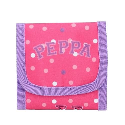 Barnplånbok Peppa Pig Believe rosa
