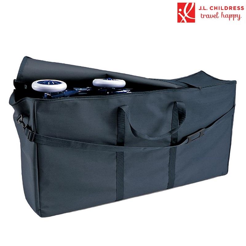 Standard & Dual Stroller Bag Transpordikott Kärule