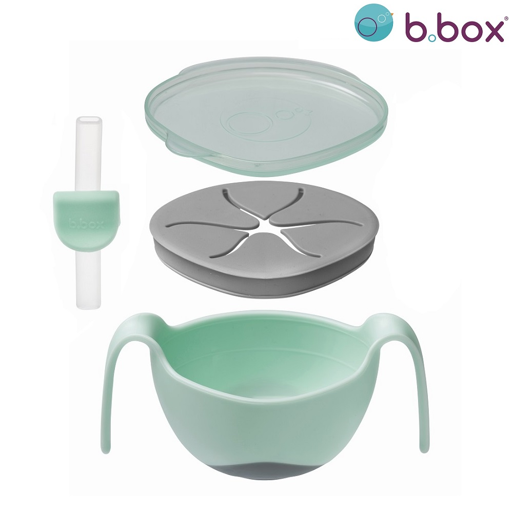 B.box Bowl and Straw