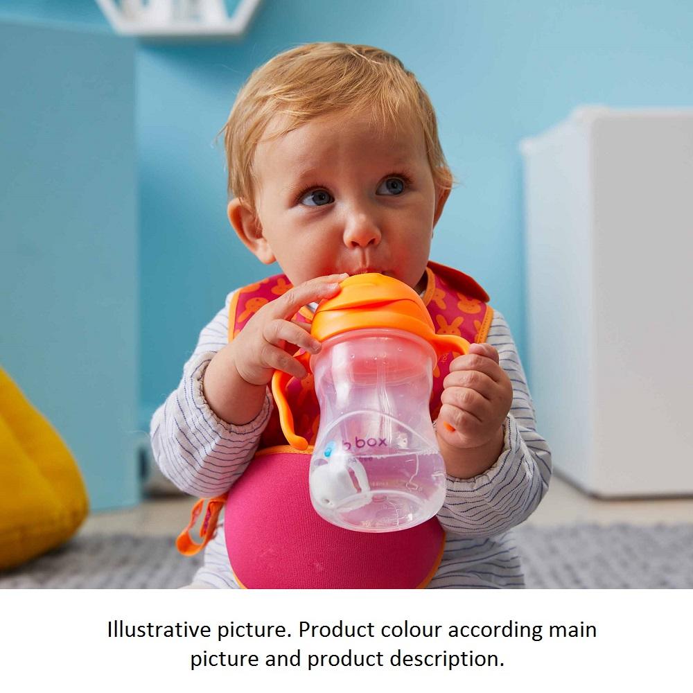 Laste joogipudel kõrrega B.box Sippy Cup