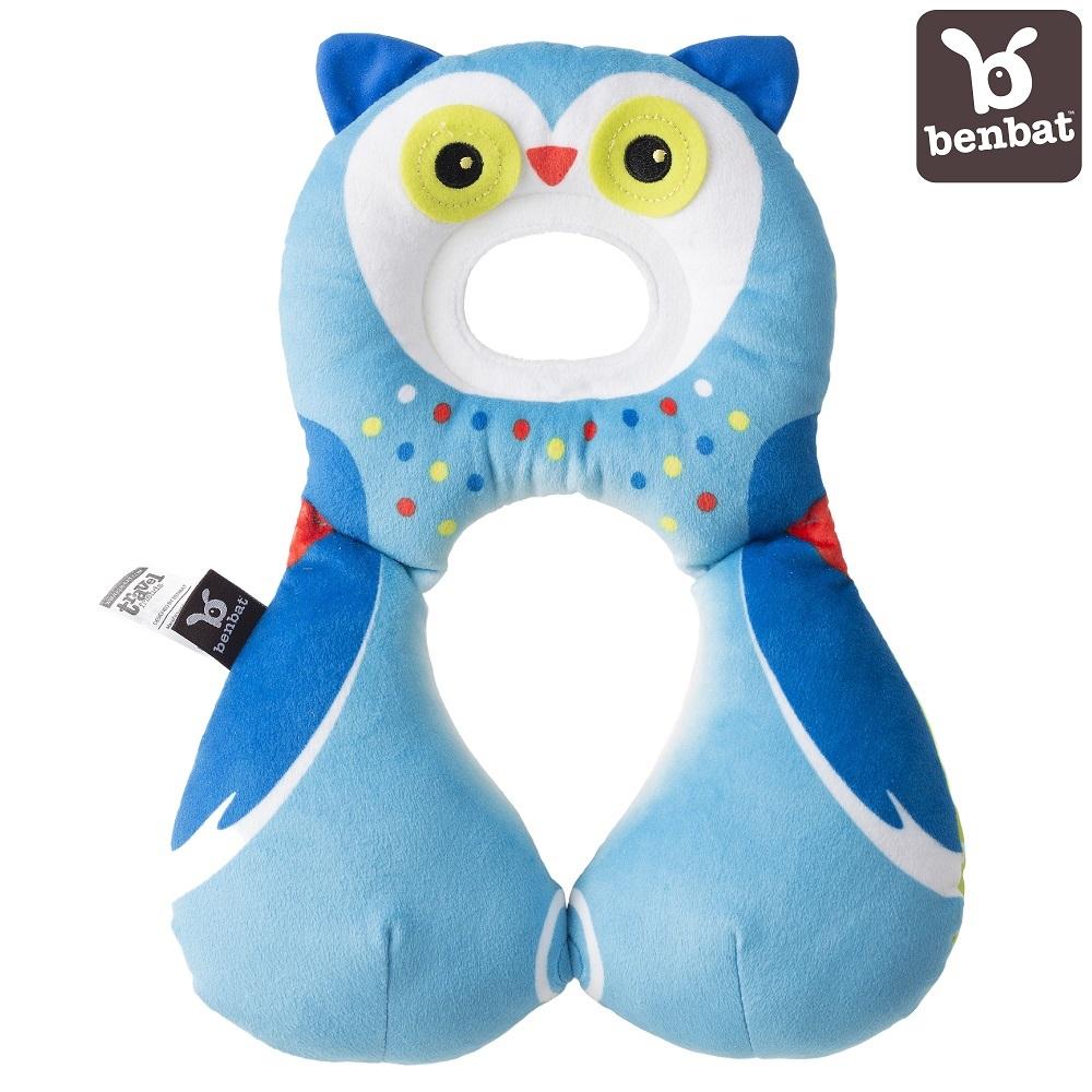 Kaelapadi lapsele Benbat Travel Friends Owl
