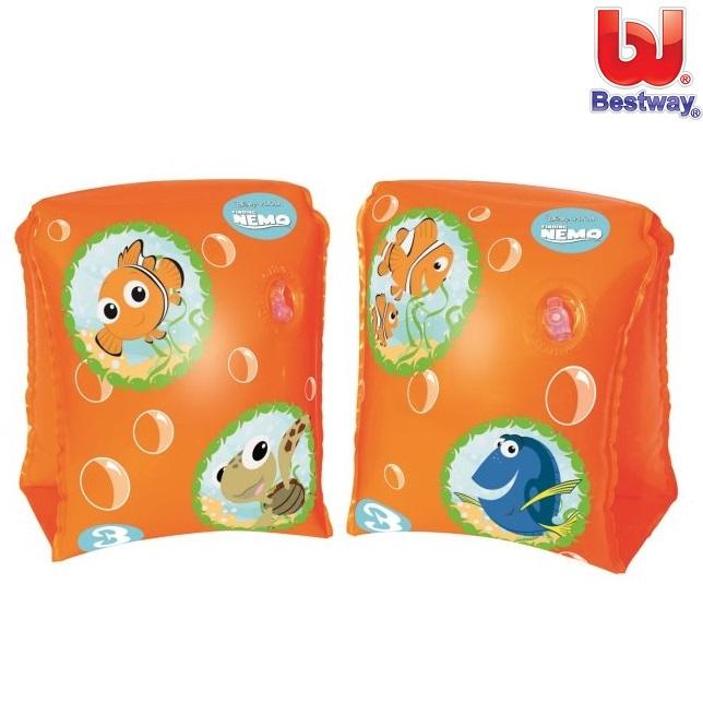 Ujumiskätised Bestway Nemo