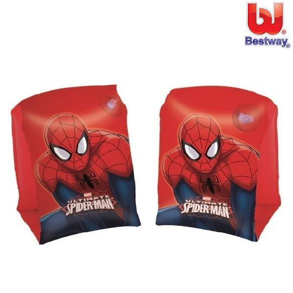 Ujumiskätised Bestway Spiderman