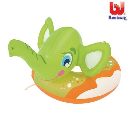 Ujumisrõngas Bestway Roheline Elevant