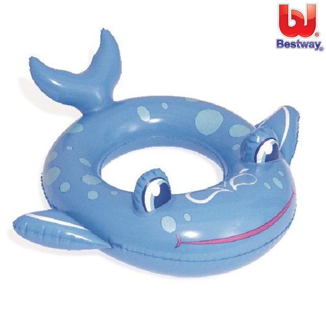 Ujumisrõngas Bestway Sinine Vaal