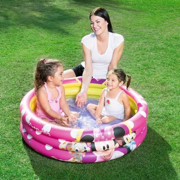 Laste bassein täispuhutav Bestway Minnie Mouse