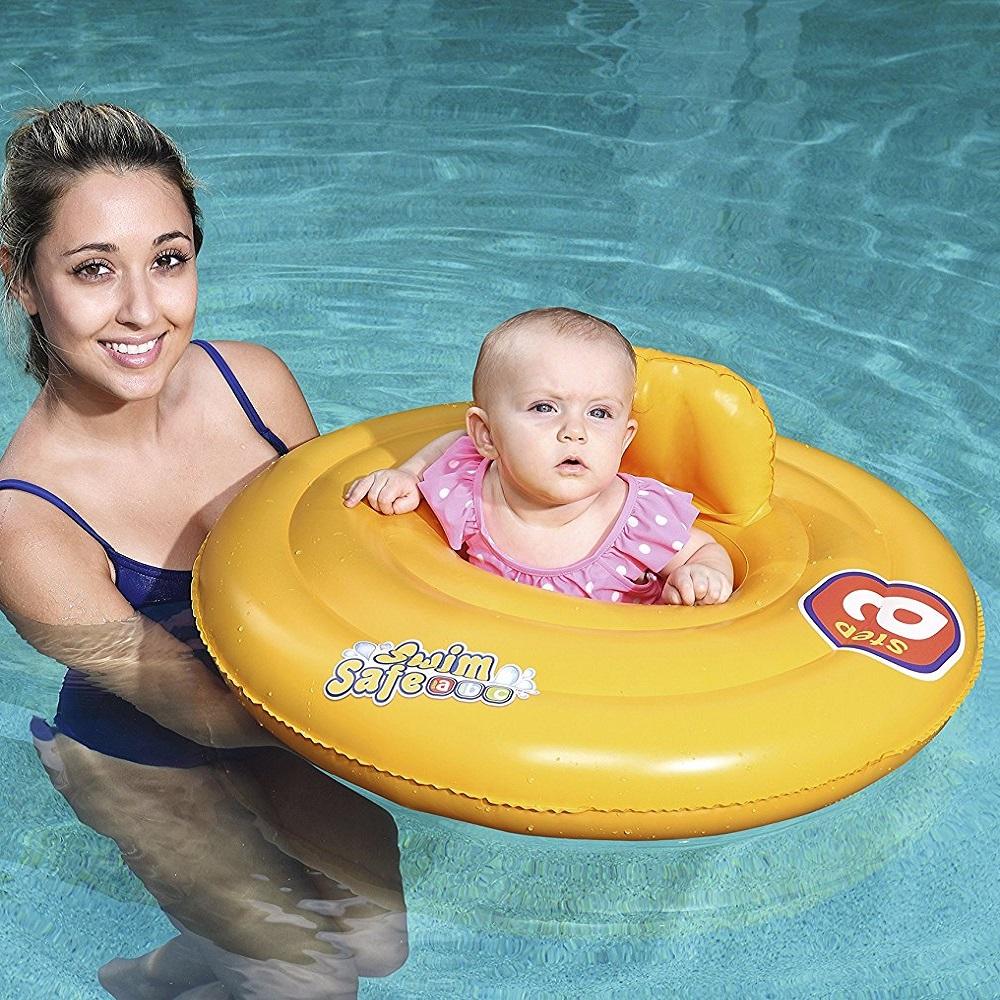 Ujumisrõngas beebile Bestway