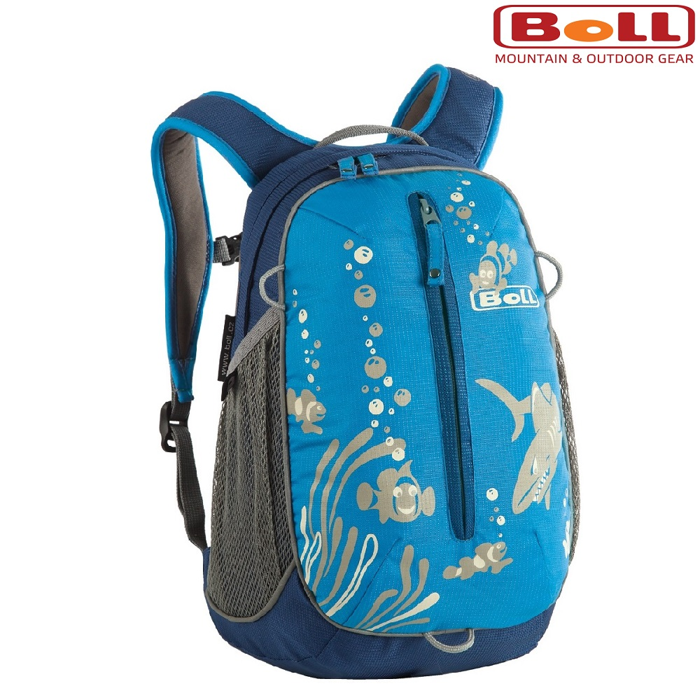 Laste seljakott Boll Roo sinine