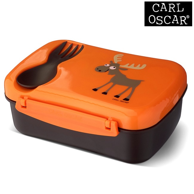 Termokarp Carl Oscar Nice Box Kids Orange Moose