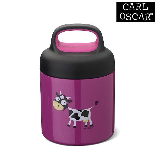 Toidutermos Carl Oscar TEMP Foodjar Pink Cow