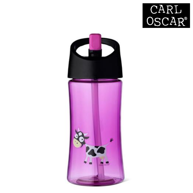 Joogipudel lastele Carl Oscar Pink Cow roosa