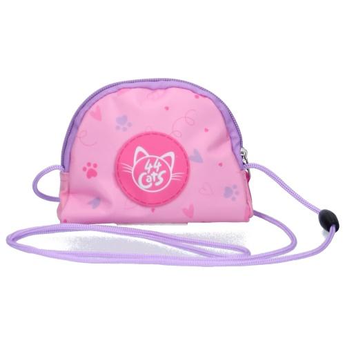 Barnplånbok Cats Rock Wallet rosa