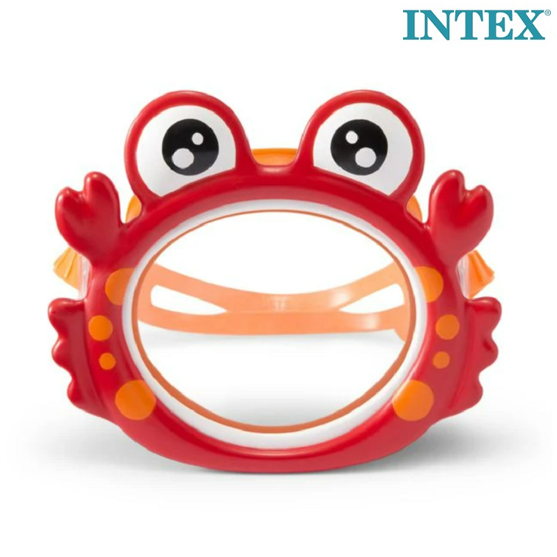 Laste ujumismask Intex Crab