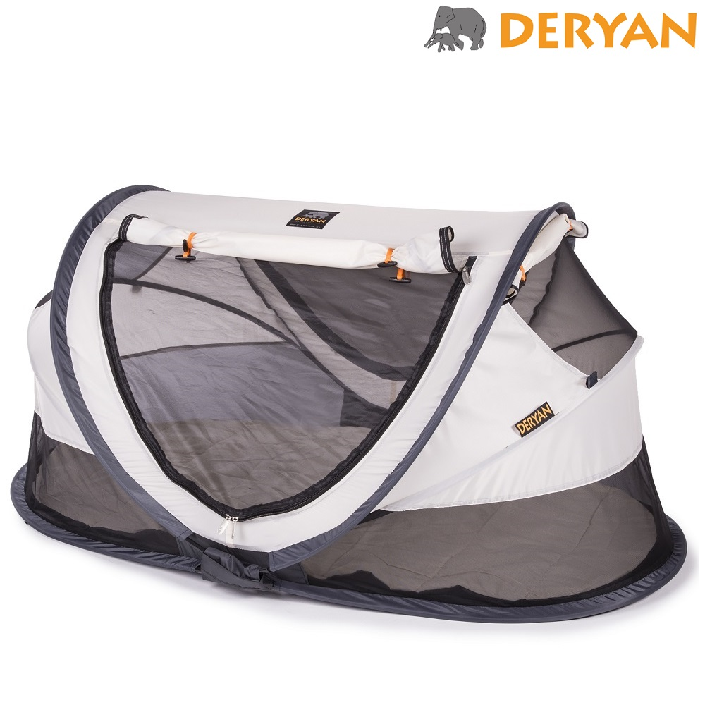 Reisivoodi Deryan Toddler Luxe Cream
