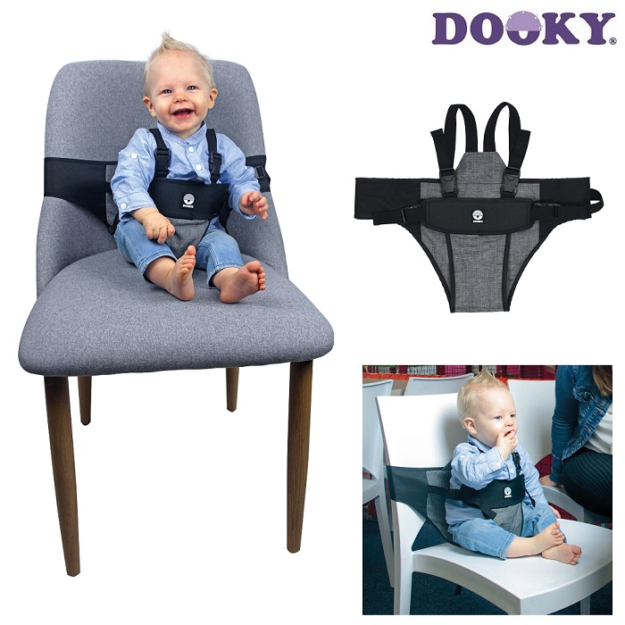Dooky Laste Söögitool - Travel Chair