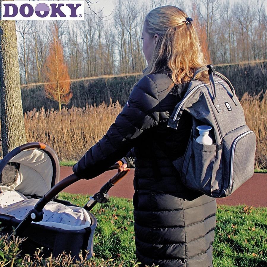 Dooky Beebitarvete Kott - Diaper Backpack Large