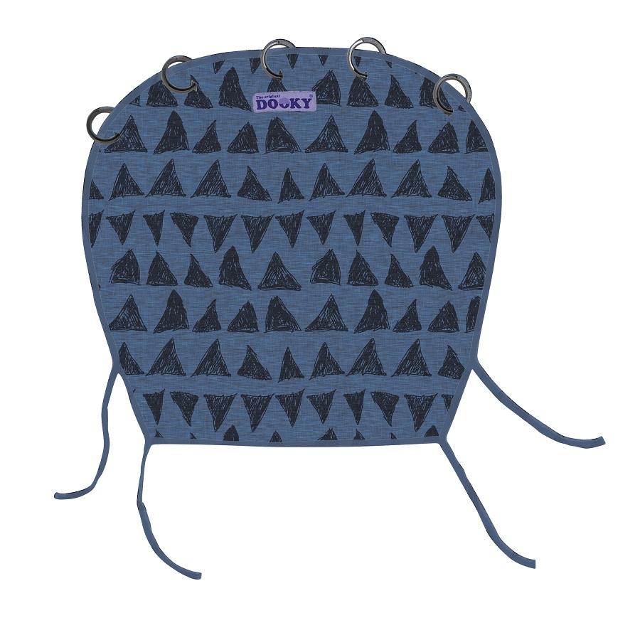Vankrikate Dooky Design Blue Tribal