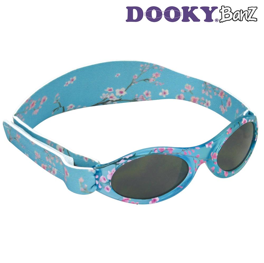 Laste päikeseprillid DookyBanz Blossom sinine