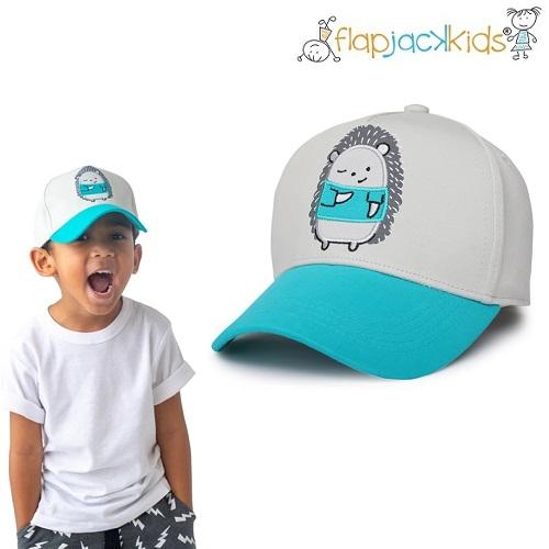 Laste nokamüts FlapJackKids Blue Hedgehog
